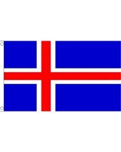 Iceland Flag (150x240cm)