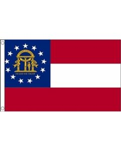 Georgia Flag (90x150cm)