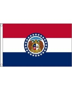 Missouri Flag (90x150cm)