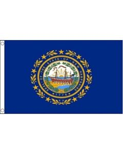 New Hampshire Flag (90x150cm)