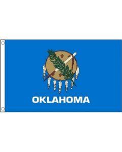 Oklahoma Flag (90x150cm)