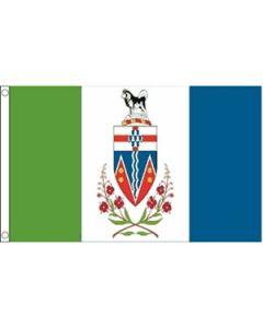 Yukon Flag (90x150cm)