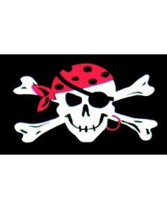 One Eye Jack - Pirate Flag (90x150cm)