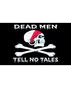 Dead Men Tell No Tells - Pirate Flag (90x150cm)
