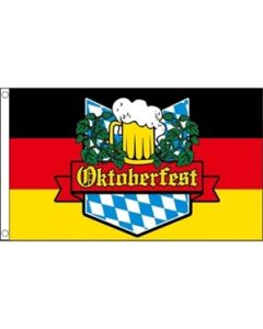 Oktoberfest Flag (90x150cm)