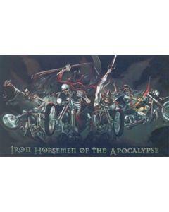 Iron Horsemen (90x150cm)