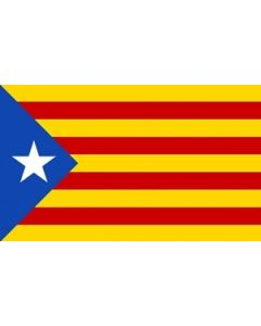 Catalonia Independence Flag (90x150cm)