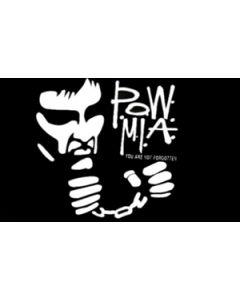 POW MIA Handcuffs Flag (90x150cm)