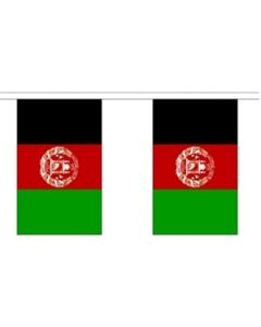 Afghanistan Buntings 9m (30 flags)