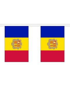 Andorra Buntings 3m (10 flags)