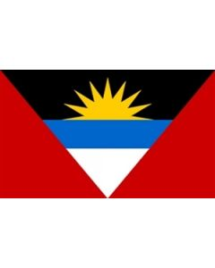 Antigua and Barbuda Premium Flag (90x150cm)