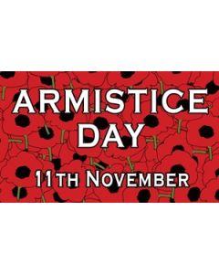 Armistice Day Flag (90x150cm)