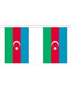 Azerbaijan Buntings 3m (10 flags)