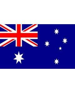 Australia Satin Flag (15x22cm)