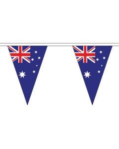 Australia Triangle Buntings 20m (54 flags)