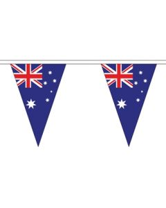 Australia Triangle Buntings 5m (12 flags)