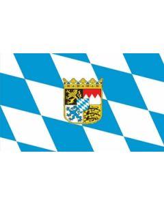 Bavaria Crest Flag (60x90cm)