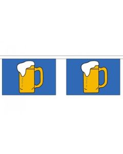 Beer Buntings 3m (10 flags)
