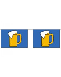 Beer Buntings 9m (30 flags)