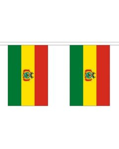 Bolivia Buntings 3m (10 flags)