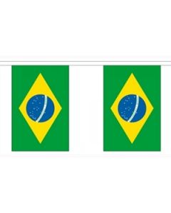 Brazil Buntings 9m (30 flags)