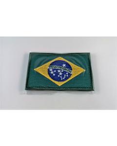 Brazil Patch (5x8cm)