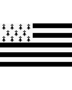 Brittany Flag (60x90cm)