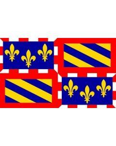 Burgundy Flag (90x150cm)