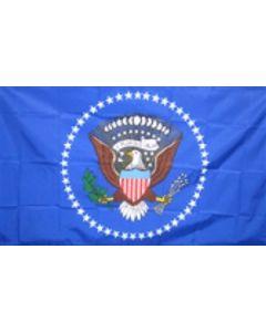 USA President Flag (90x150cm)