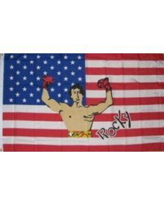 USA Rocky Flag (90x150cm)