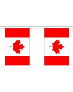 Canada Buntings 3m (10 flags)