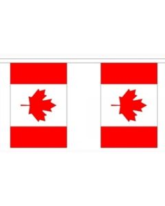 Canada Buntings 9m (30 flags)