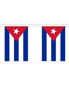 Cuba Buntings 3m (10 flags)