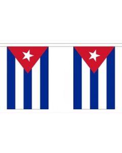 Cuba Buntings 9m (30 flags)