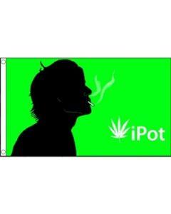I-Pot Flag (90x150cm)