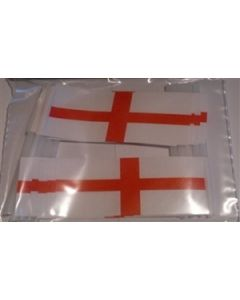 England Toothpick Paper Flags (30x48mm)
