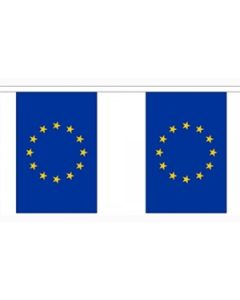 European Union Buntings 3m (10 flags)