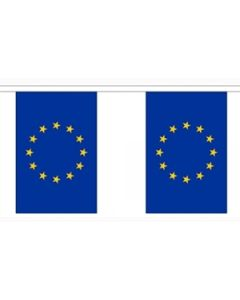 European Union Buntings 9m (30 flags)
