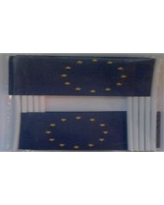 European Union Toothpick Paper Flags (30x48mm)
