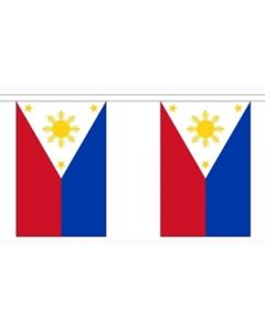 Philippines Buntings 9m (30 flags)