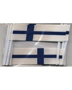 Finland Toothpick Paper Flags (30x48mm)