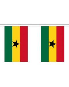 Ghana Buntings 3m (10 flags)
