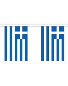 Greece Buntings 3m (10 flags)