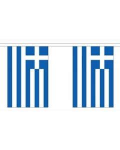 Greece Buntings 9m (30 flags)