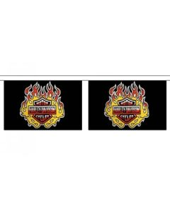 Harley Davidson Buntings 3m (10 flags)