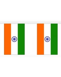India Buntings 3m (10 flags)