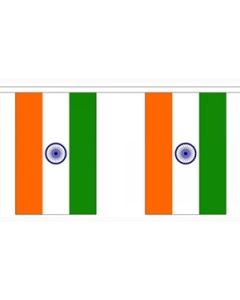India Buntings 9m (30 flags)