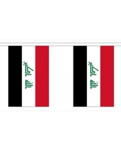 Iraq Buntings 9m (30 flags)