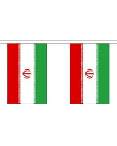 Iran Buntings 3m (10 flags)