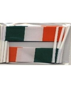 Ireland Toothpick Paper Flags (30x48mm)